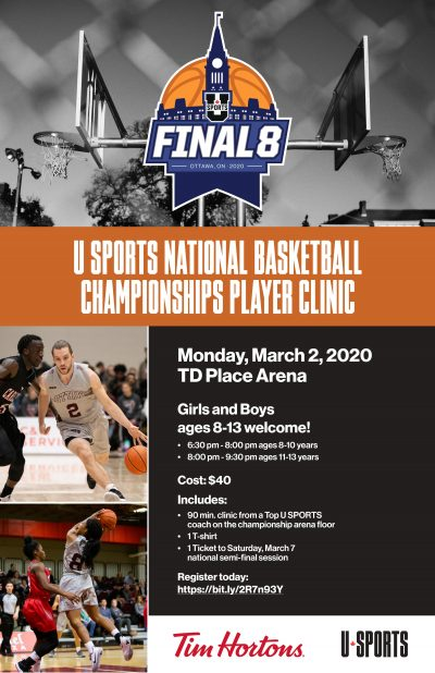 u sports national basketball championship player clinic
