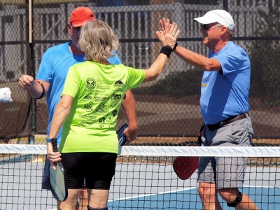 Photo for the news post: Pickleball