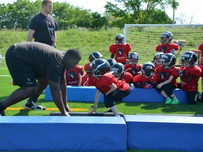 Photo for the news post: Junior Ravens Football