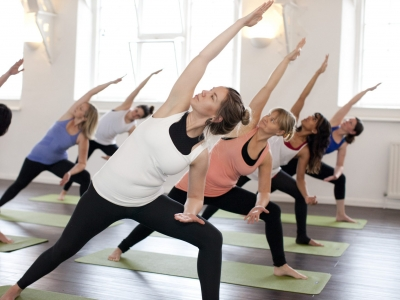 Photo for the news post: Yin Yoga