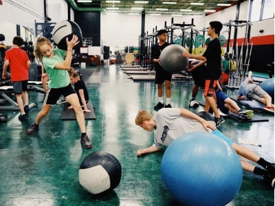 Photo for the news post: Junior Ravens Online Conditioning Program