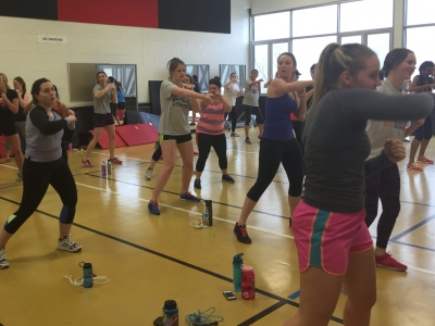 Photo for the news post: FREE Boot Camp classes in June
