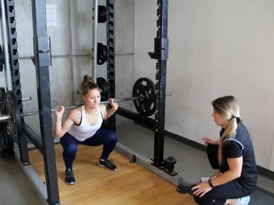 Photo for the news post: Intro to Strength Training (Women's Only)