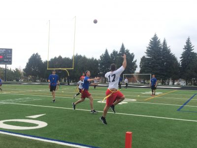 Photo for the news post: Flag Football Leagues