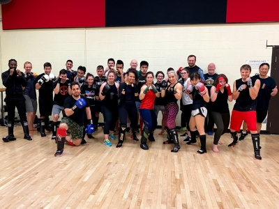 Photo for the news post: Kickboxing & Muay Thai