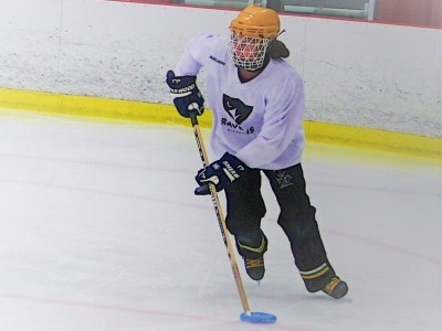 Photo for the news post: Ravens Ringette Camp (Ages 7-16)