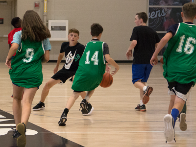 Photo for the news post: Ravens Senior Multisport Camp (Ages 11-14)