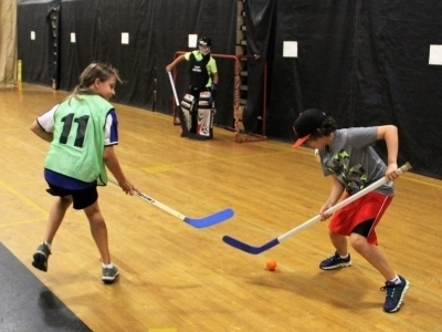 Photo for the news post: Ravens Multisport Camp (NEW)            (Ages 8-10)