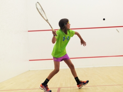 Photo for the news post: Junior Ravens Squash (NEW)