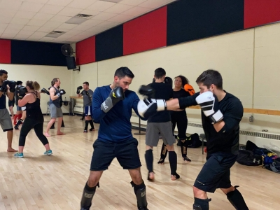 Photo for the news post: Ballistic Boxing