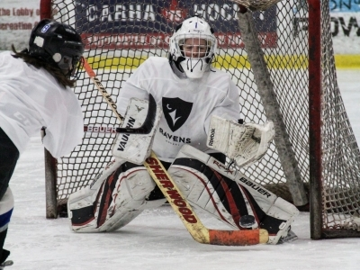 Photo for the news post: Ravens Hockey Camp (Ages 6-14)