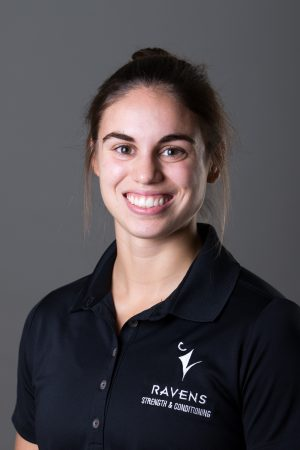 Cristina Valdes, Strength and Conditioning Coach