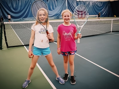 Photo for the news post: Ravens Tennis Camp (Ages 7-14)