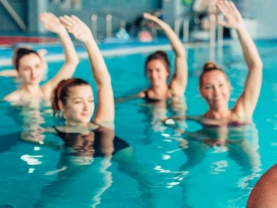 Photo for the news post: Aquatic Fitness (Shallow End)