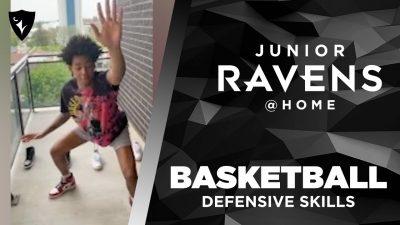 Thumbnail for: Junior Ravens Basketball – Defensive Skills