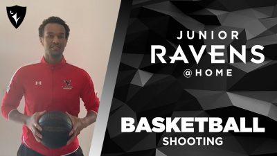 Thumbnail for: Junior Ravens Basketball – Shooting