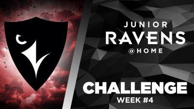 Thumbnail for: Junior Ravens Challenge – Week #4