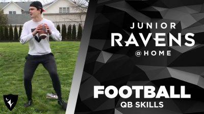 Thumbnail for: Junior Ravens Football – QB Skills