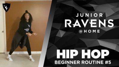 Thumbnail for: Junior Ravens Hip-Hop – Beginner Routine #5