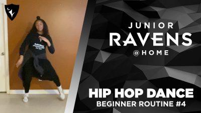 "Thumbnail for: Junior Ravens Hip-Hop – ""Mr. Princeton"" beginner routine"
