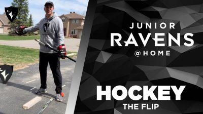 Thumbnail for: Junior Ravens Hockey – The Flip