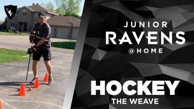 Thumbnail for: Junior Ravens Hockey – The Weave