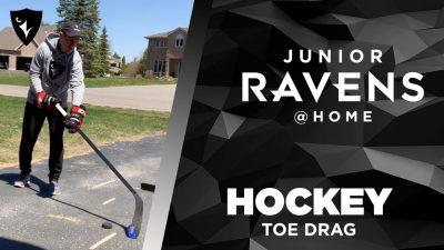 Thumbnail for: Junior Ravens Hockey – Toe Drag