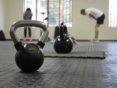 Photo for the news post: KettleBell Circuit