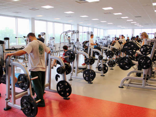 Fitness Centre Carleton Athletics