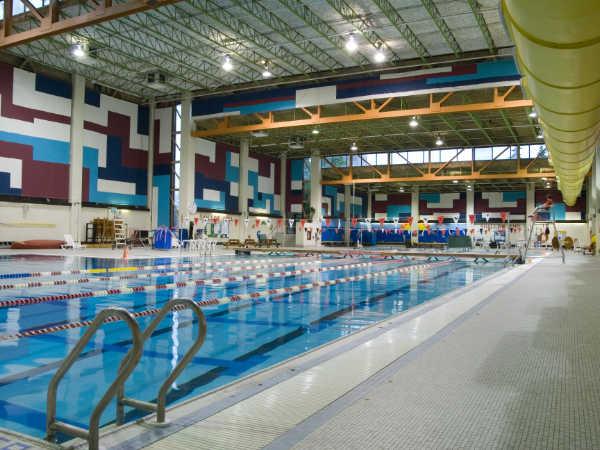 Swimming Pool Carleton Athletics