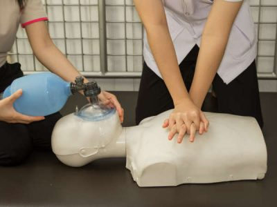 Photo for the news post: Bronze Medallion with Emergency First Aid & CPR-B