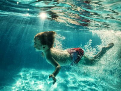Photo for the news post: Kids Swim Level 10