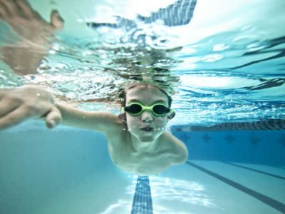 Photo for the news post: Kids Swim Level 9