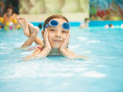 Photo for the news post: Kids Swim Level 2