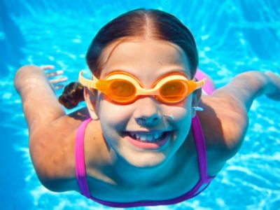 Photo for the news post: Kids Swim Level 3
