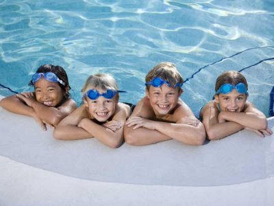Photo for the news post: Kids Swim Level 7