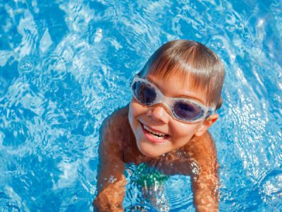 Photo for the news post: Kids Swim Level 8
