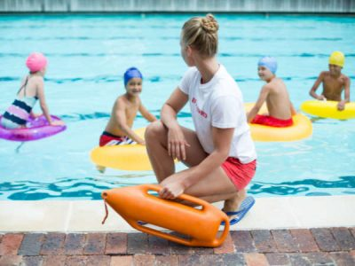 Photo for the news post: 02-Junior Lifeguard Camp (Summer)