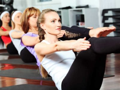 Photo for the news post: Stress Away Pilates