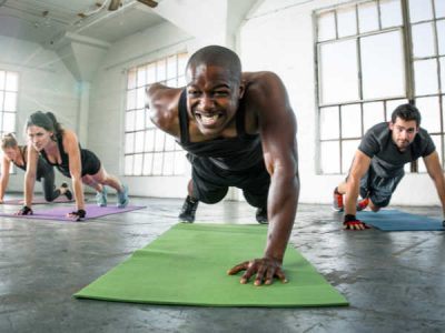 Photo for the news post: Tabata Interval Workout