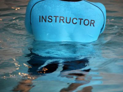 Photo for the news post: Red Cross Water Safety Instructor