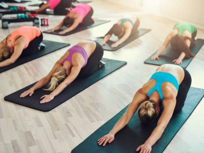 Photo for the news post: Discovery Yoga