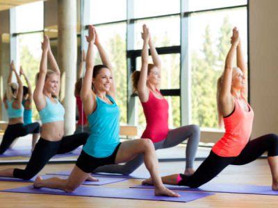 Photo for the news post: Power Yoga