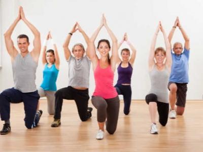 Photo for the news post: Vinyasa Yoga