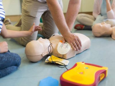 Photo for the news post: Standard First Aid, CPR C AED: Fullcerts