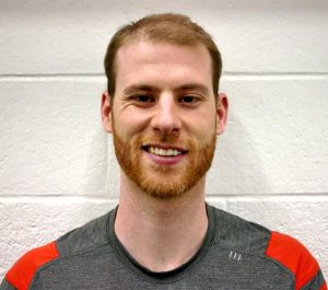 Photo of Nick Westcott, Head Strength & Conditioning Coach & Manager