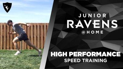 Thumbnail for: Ravens Elite High Performance – Speed Training