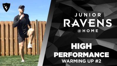 Thumbnail for: Ravens Elite High Performance – Warm up #2