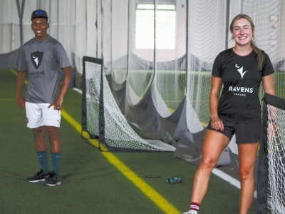 Photo for the news post: Ravens Soccer Camp (Ages 5-16)