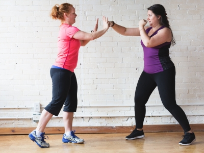 Photo for the news post: Street Self Defense (Women's Only)